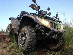 ATV Shipping and Selling