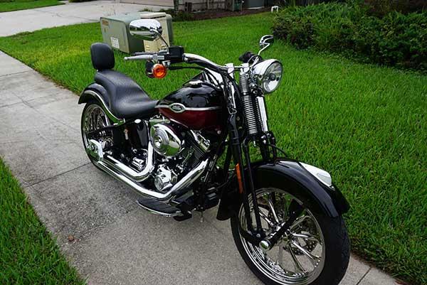 Shipping Harley-Davidson Motorcycles